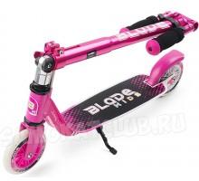 Самокат Blade Sport Jimmy 125 розовый для девочек