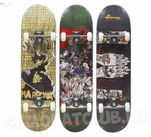 Деревянный скейтборд Explore Trick