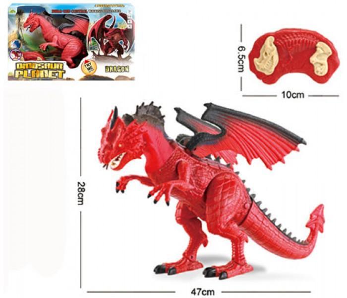 Робот-Динозавр на инфракрасном управлении DRAGON