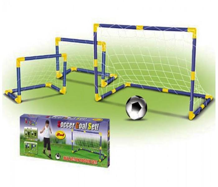 Футбольные ворота для детей 2 в 1 King Sport 26007