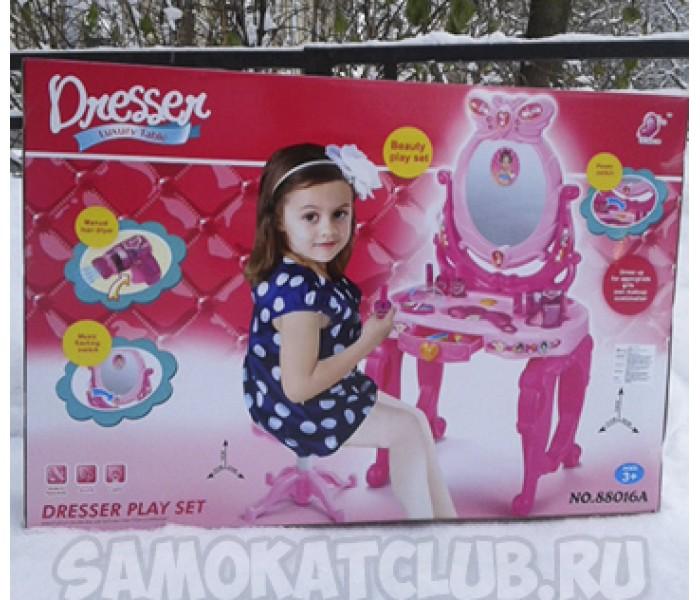 Туалетный столик музыкальный. Игровой набор для девочек