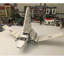 Конструктор Star Wars Имперский шаттл Тайдириум  Lepin 05057 937 деталей