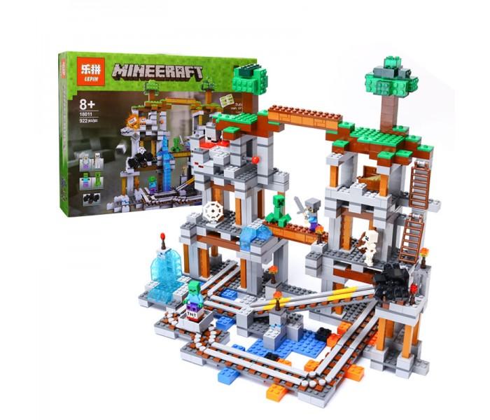 Конструктор Шахта Minecraft Lepin18011 (аналог LEGO Minecraft 21118)
