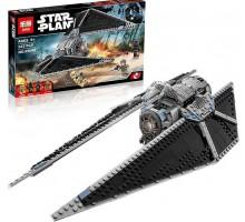 Конструктор Star Wars Ударный истребитель СИД (TIE Striker) Lepin 05048