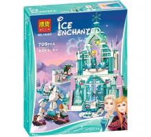 Конструктор Bela Волшебный ледяной замок Эльзы 10664 (Аналог Lego Disney Princesses 41148)
