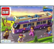 """Конструктор """"Экскурсионный автобус"""" Brick-1123 Аналог Lego City 1123"""