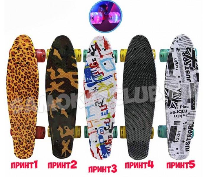 """Скейтборд Explore Explore CRICA 22"""""""" (2017) с цветным принтом"""
