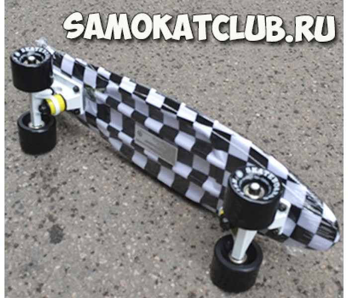 Скейт Fish Skateboards 22 дюйма. Эксклюзивная серия
