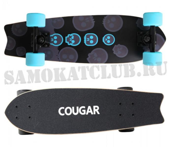 Скейтборд COUGAR 25 дюймов дерево