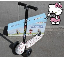 21st Scooter HELLO KITTY (с рисунком)