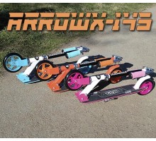 Cамокат ARROWX-145. Для детей от 5 лет