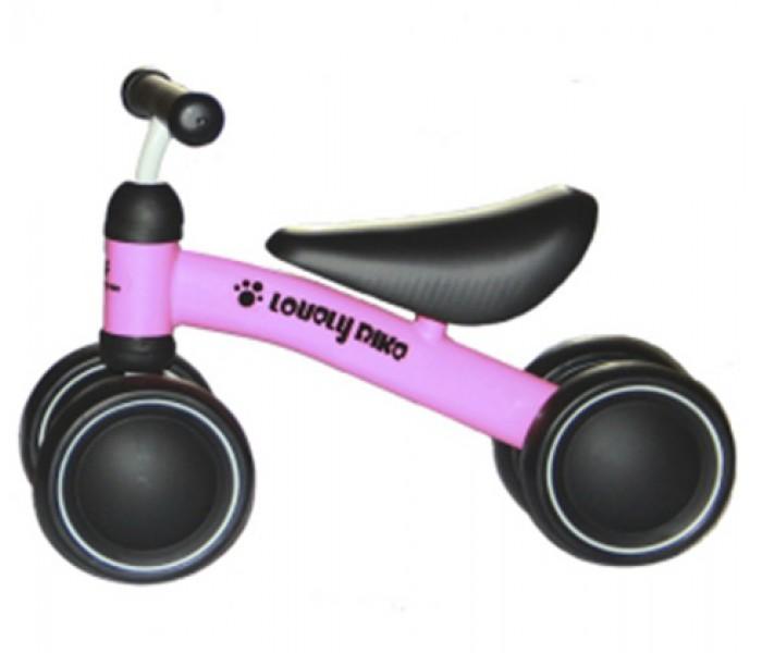 Беговел детский Explore Snipe для детей от 1 года (розовый)