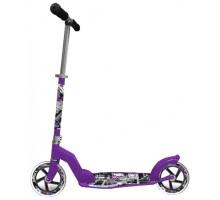 Cамокат для девушек TRUCK фиолетовый