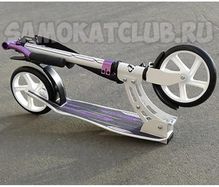 TT GIRO (Гиро) самокат для девушек с большими колесами