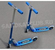 Cамокат Scooter со светящимися колесами. Для детей от 4 лет