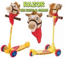 Самокат Razor Kixi Kuties Al Cowboy детский