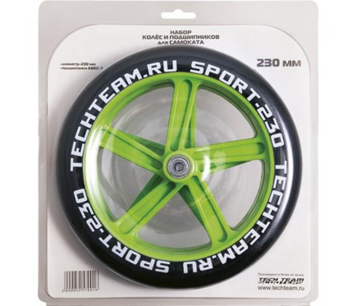 Набор TECHTEAM колеса и подшипники для самоката 230