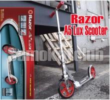 Городской самокат Razor A5 Lux Kick Scooter Red