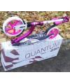 Самокат Trolo LUX Quantum с амортизатором и большими колесами