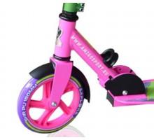 Самокат Explore Degree-3 180 розовый для девочек