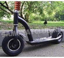 NEW! Самокат для дерта с большими надувными колесами 200мм