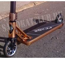 VOKUL PRO Scooter GOLD 120 (2018) трюковой самокат с прямым рулем