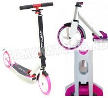 Самокат Triumf Active NL500-205/180 розовый для девушек