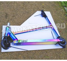 Трюковой самокат Limit LMT 01 Neo Chrome