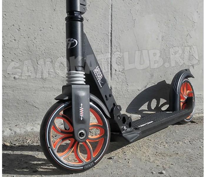 Самокат Tech Team TT Sensei (2018) оранжевый