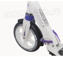 TechTeam TT City Scooter 2018 (белый) с 2-мя амортизаторами