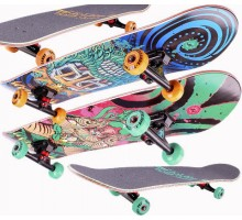 Деревянный скейтборд Tech Team SWITCH 2018