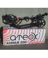 Cамокат для взрослых Ateox AVENUE 200 с амортизаторами