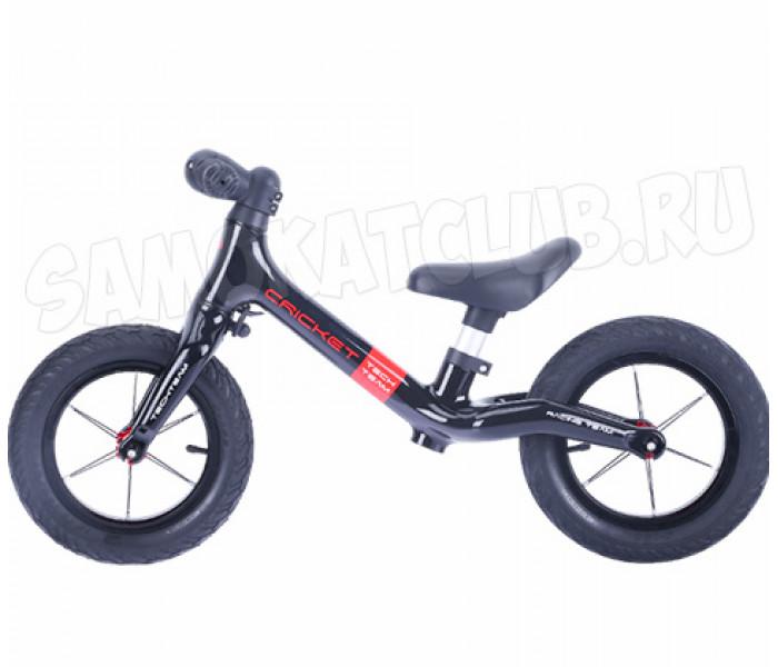Беговет TT CRICKET RS 2020 Black с надувными колесами
