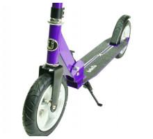 Самокат Bibitu Cross с надувными колесами (фиолетовый)
