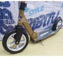 Самокат Bibitu DIRT с надувными колесами