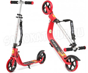 Самокат BLADE Kids Spark 180 mm, matt red