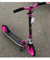 Самокат Explore Tremer Pro (2019) розовый с большими колесами 200мм