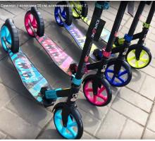 Explore Degree 2 PRO New (2019) самокат с большими колесами 200мм