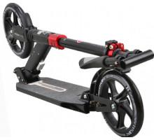 Cамокат Explore Bristol (черный) для взрослых с большими колесами 230-200