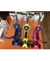Самокат-каталка Explore ONEX 3D PIC 3 в 1 с ручкой для родителей