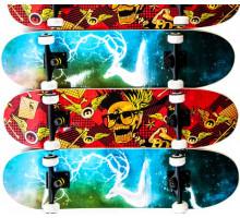 Деревянный скейтборд Explore TRICK (2021)