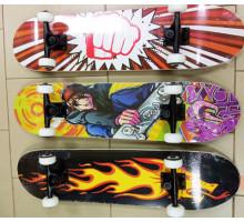 Деревянный скейтборд Explore SONIC NEW