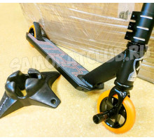 EXPLORE HARD 110 (HIC) трюковой самокат с пегами и металл колесами