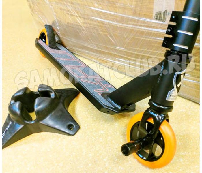 Самокат для трюков EXPLORE HARD 110 (HIC) с пегами