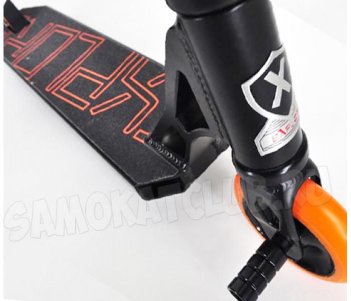 Самокат для трюков EXPLORE EXPLORE HARD II (2021) Orange