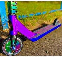 Explore SCAT (Neo Chrome)  трюковой самокат с пегами