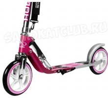 Самокат HUDORA Big Wheel 205 NEW (фиолетовый)