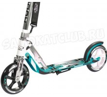 Самокат HUDORA Big Wheel 205 NEW (бирюзовый)