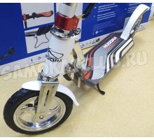 Самокат HUDORA Big Wheel AIR 205 до 120 кг