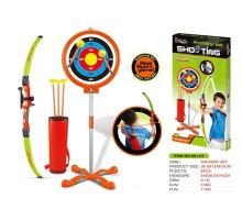 Игровой набор Kings Sport 881-07 Лук c напольной мишенью